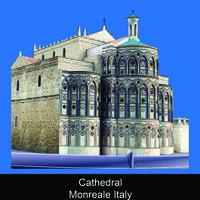 Cathedral Monreale Italy - Paola Stirati