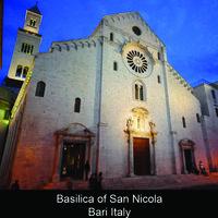 Basilica of San Nicola Bari Italy - Caterina Amato