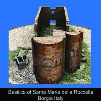 Basilica of Santa Maria della Roccella Borgia Italy - Caterina Amato