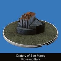 Oratory of San Marco Rossano Italy - Alessio Tremiti