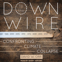 Down to the Wire: Confronting Climate Collapse - David W. Orr