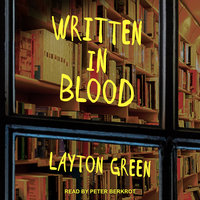 Written in Blood - Layton Green