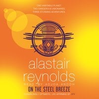On the Steel Breeze - Alastair Reynolds