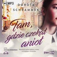 Tam, gdzie czekał anioł - Dorota Schrammek