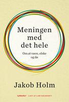 Meningen med det hele - Jakob Holm