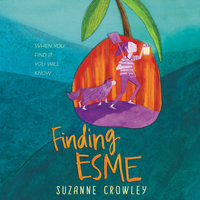 Finding Esme - Suzanne Crowley