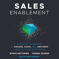 Sales Enablement: A Master Framework to Engage, Equip, and Empower A World-Class Sales Force - Byron Matthews,Tamara Schenk