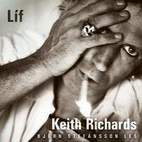 Líf - Keith Richards, James Fox