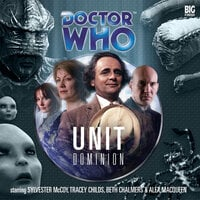 Doctor Who - UNIT: Dominion - Nicholas Briggs, Jason Arnopp