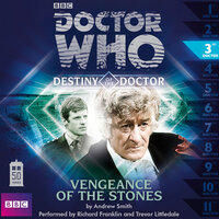 Doctor Who - Destiny of the Doctor - Vengeance of the Stones - Andrew Smith