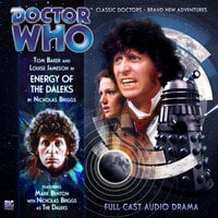Doctor Who - The 4th Doctor Adventures 1.4 Energy of the Daleks - Nicholas Briggs