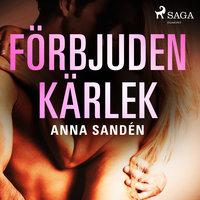 Förbjuden kärlek - Anna Sandén