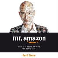 Mr. Amazon - Brad Stone