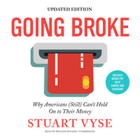 Going Broke, Updated Edition - Stuart Vyse
