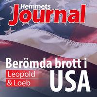 Leopold & Loeb - Johan G. Rystad, Hemmets Journal
