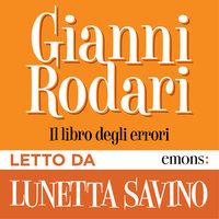 Il libro degli errori - Gianni Rodari