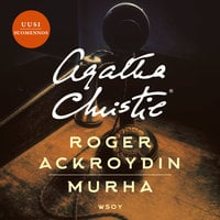 Roger Ackroydin murha - Agatha Christie