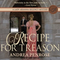 Recipe for Treason - Andrea Penrose