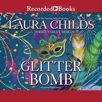 Glitter Bomb - Laura Childs, Terrie Farley Moran