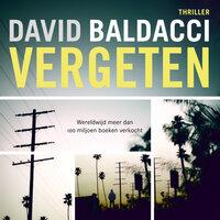 Vergeten - David Baldacci
