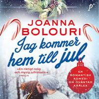 Jag kommer hem till jul - Joanna Bolouri