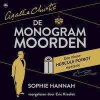 De monogram moorden - Sophie Hannah