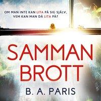 Sammanbrott - B.A. Paris