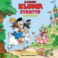 Rasmus Klumps eventyr: Klodshans - Carla Og Vilhelm Hansen