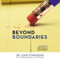 Beyond Boundaries - John Townsend