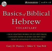 Basics of Biblical Hebrew Vocabulary - Gary D. Pratico,Miles V. Van Pelt