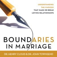 Boundaries in Marriage - John Townsend, Henry Cloud