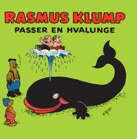 Rasmus Klump passer en hvalunge - Carla Og Vilh. Hansen