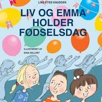 Liv og Emma holder fødselsdag - Line Kyed Knudsen