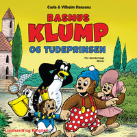 Rasmus Klump og tudeprinsen - Per Sanderhage