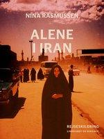 Alene i Iran - Nina Rasmussen