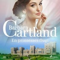 En prinsesses flugt - Barbara Cartland