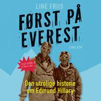Først på Everest - Line Friis Frederiksen
