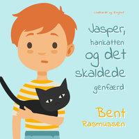 Jasper, hankatten og det skaldede genfærd - Bent Rasmussen