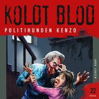 Koldt blod 22 - Politihunden Kenzo - Jørn Jensen