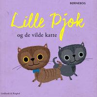 Lille Pjok og de vilde katte - Robert Fisker