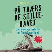 På tværs af Stillehavet - Line Friis Frederiksen