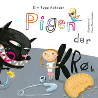 Pigen der krøb - Kim Fupz Aakeson