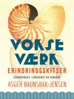 Vokseværk: erindringsskitser - Asger Baunsbak-Jensen