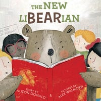 The New LiBEARian - Alison Donald