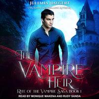 The Vampire Heir - Juliana Haygert