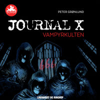 Journal X - Vampyrkulten - Peter Grønlund