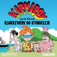 Karmaboy - Klokkeværk og kvindelejr - Jacob Terp Riising