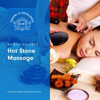 Hot Stone Massage - Centre of Excellence