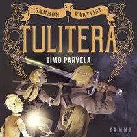 Tuliterä - Timo Parvela