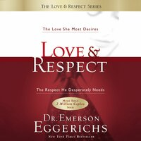 Love and Respect Unabridged: The Love She Most Desires - Emerson Eggerichs
